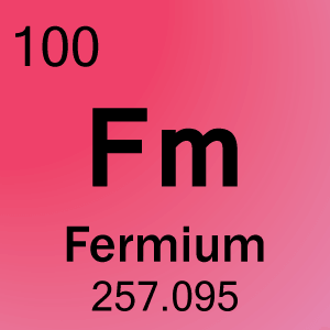 100 Fermium Element Cell Science Notes And Projects