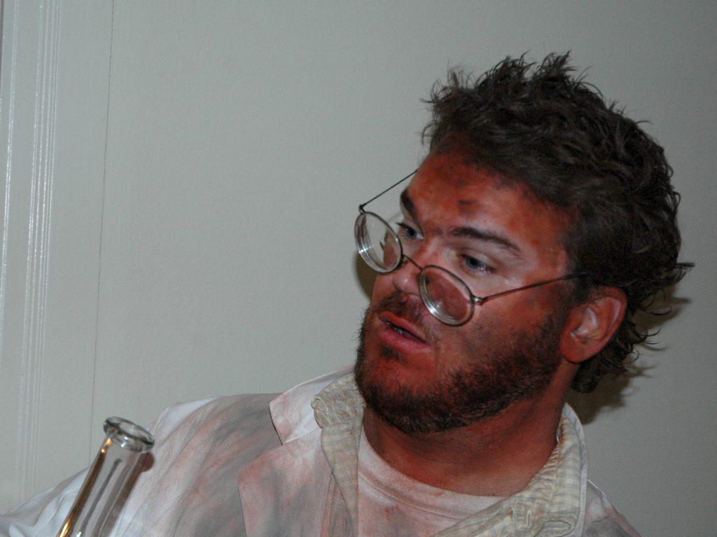True Lab Accident Horror Stories